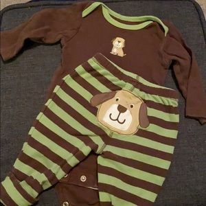👶🏻 Carters 2 piece Set